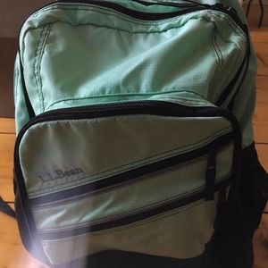 L.L. Bean Backpack Super Deluxe Book Pack: $50